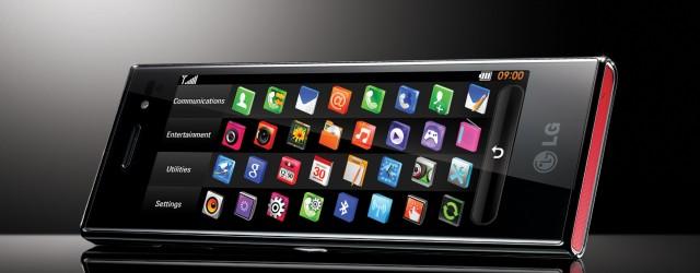 Neues Schoko-Telefon von LG